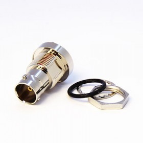 Top Entry BNC Connector with Seal