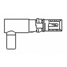 Coaxial Cable Plug for AF Cables