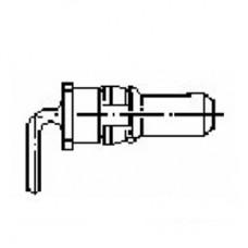 High Power PCB Right Angle Plug