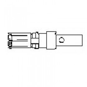 High Power Cable Socket for AWG 10-14