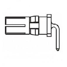 High Power PCB Right Angle Socket