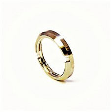 71X-0041-36 - Gold Plated Circular BNC Nut