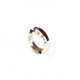 71X-0058-33 - 4 Slot Circular 1.0 / 2.3 Nut