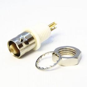 XBB-1007-NGXX - BNC Bulkhead Socket