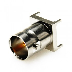 C-SX-089 - Square Based Top Entry BNC Connector