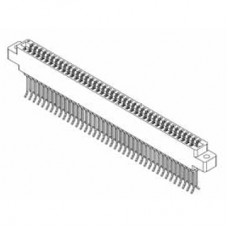 "Card Edge Header 3.18mm [.125""] Contact Centres, 15.49mm [.610""] Insulator Height"
