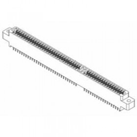 "Card Edge Header 2.54mm [.100""] Contact Centres, 15.49mm [.610""] Insulator Height"
