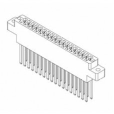 "Card Edge Header 3.96mm [.156""] Contact Centres, 18.29mm [.720""] Insulator Height"