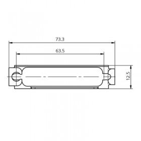 Slide Lock Frame (Shell Size 4)