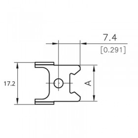 End Latch Assembly for Shell Size 5