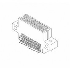 "Card Edge Header 1.27mm [.050""] Contact Centres, 23.24 [.915""] Insulator Height"