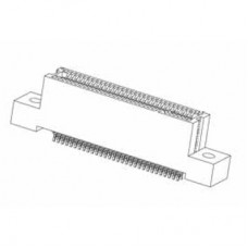 "Card Edge Header 1.27mm [.050""] Contact Centres, 15.49 [.610""] Insulator Height"