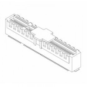 "Card Edge Header 1.00mm [.039""] Contact Centres, PCI Express"
