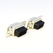 High Density D Subminiature Crimp Connector