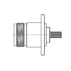 N Series Bulkhead Socket