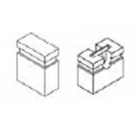 "Card Edge Header 2.00mm [.079""] Contact Centres Open/Closed Top Jumper"