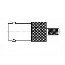 BNC Free Cable Socket