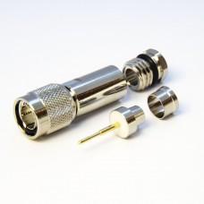 TNC Cable Mounted Plug