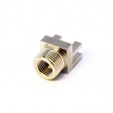 Edge Mount Connector Body for Changeable Interface Connector Systemⓟ (for 1.6mm PCB)