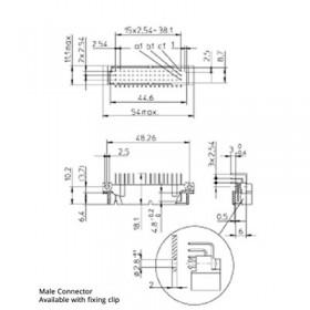 C/2 Body DIN 41612