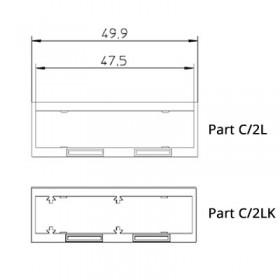 C/2 Body Locking Frame