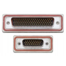 Waterproof D Subminiature Connector - Straight PCB