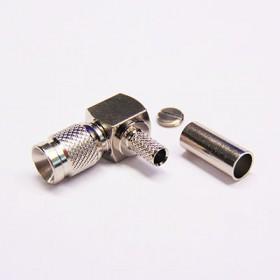 XGT-8004-NGBA - Right Angle Cable Mounted 1.0 / 2.3 Plug