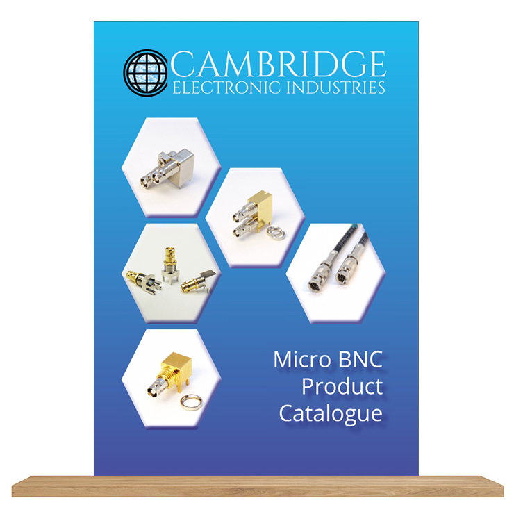 Micro BNC Catalogue