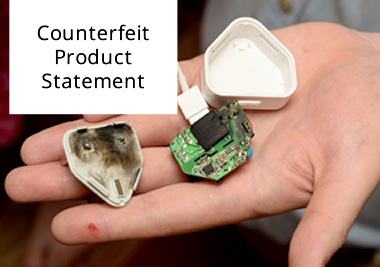 Counterfeit Products Statement