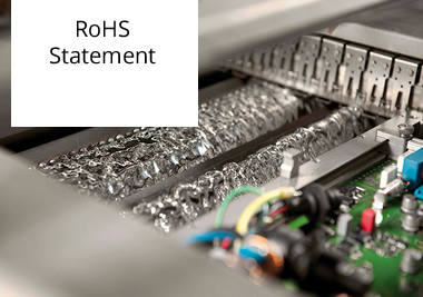 Our RoHS Statement