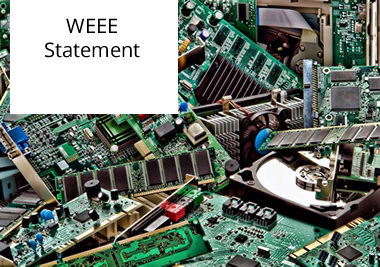 Our WEEE Statement